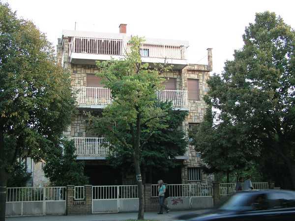 Immobilien Serbien und Montenegro: Stadthaus, Nis Serbien