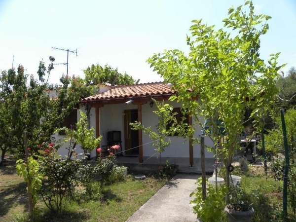 Ferienhaus in Chalkidike - Nea Plagia, mit 165 qm Wohnfl�che in Nea Plagia Chalkidiki | ObjektID: Gr-573