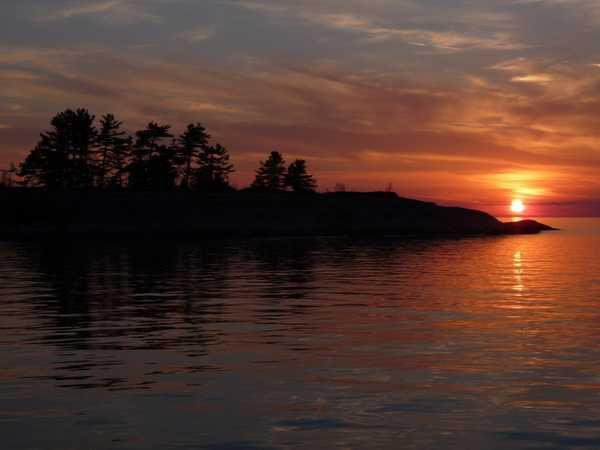 Immobilien Kanada: Sommer und Winter Paradise an der Georgien Bay in Kanada