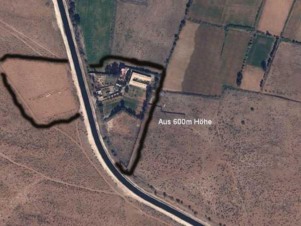 Immobilien Marokko: Grundstück mit Wohneinheiten(Farm)
