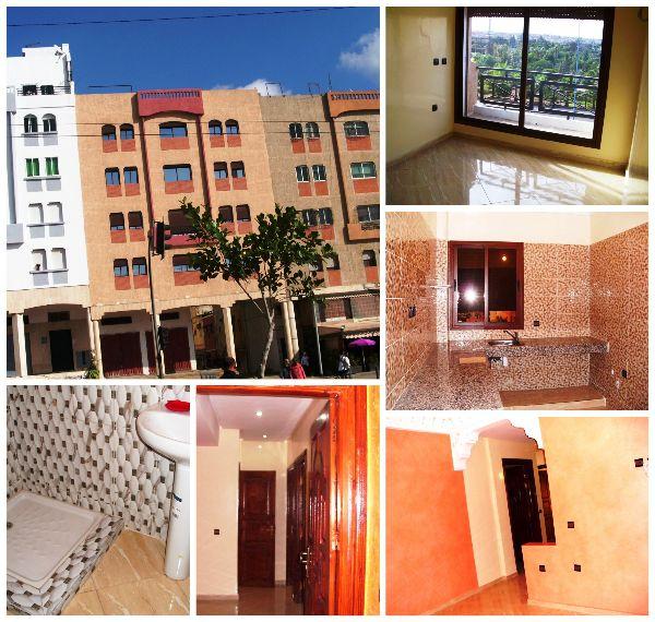 Immobilien Marokko: NEU 2015 apartment haus in casablanca hay moulay rachid 6
