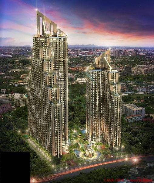 Immobilie in Pattaya / Pratumnak