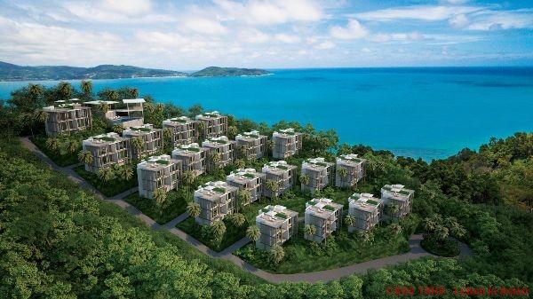 Immobilie in Phuket / Naka Bay