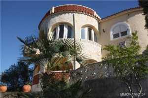 Immobilien Spanien villa Pedreguer Haus kaufen Gemütliche Villa mit herrlichem Blick, Einliegerwohnung, Stellplatz und Garage