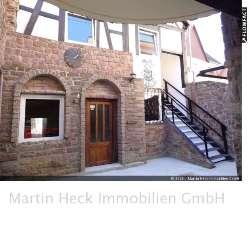 Immobilien Frankreich  Lauterbourg Haus kaufen *PREISREDUZIERUNG*  2 Familien Anwesen im Zentrum von Lauterbourg