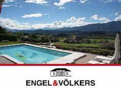 Immobilien Österreich villa Seeboden Haus kaufen Luxuriöse Immobilie auf einem Sonnenplateau