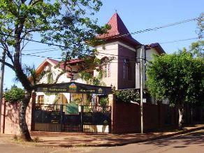 Hotel mit Restaurant im subtropischen Misiones / Argentinen