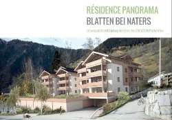 Neue 3.5 Zimmer Wohnung an bester Lage in Blatten