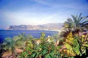 Immobilien Spanien  Almuñécar Gewerbeimmobilien kaufen 2009 neu erbautes Bungalow Hotel-Resort an der subtropischen Küste von Almunecar, Granada, Spanien