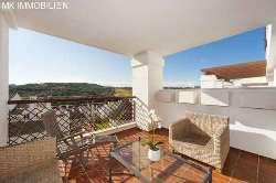 Immobilien Spanien apartment SAN ROQUE Wohnung kaufen 2 oder 3 Schlafzimmer Appartements mit Meerblick