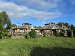 Idyllisches Doppelhaus auf Chiloé (Insel Lemuy)