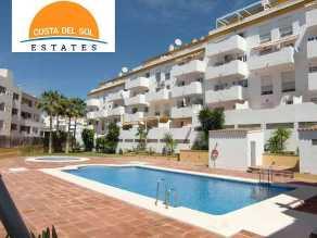Immobilien Spanien maisonette Manilva Wohnung kaufen Duplexwohnung