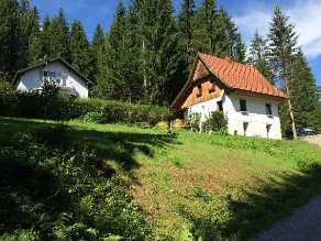 Immobilien Österreich ferienhaus Edelschrott Haus kaufen Ferienhaus in der Weststeiermark in Ruhelage am Hierzmannstausee