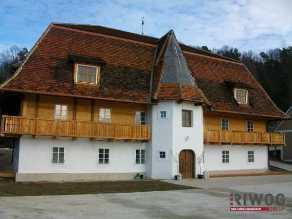 Immobilien Österreich apartment Brodingberg Haus kaufen !! EXKLUSIVE !! Residenz im steirischen Stil zu verkaufen