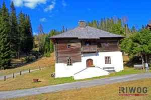 Immobilien Österreich bauernhaus Glödnitz Haus kaufen ##Geschichtsträchtiges Bauernhaus im Luftkurort Flattnitz/Kärnten##