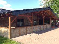 Partyraum mit Terrasse für ca.60 Personen  100m²