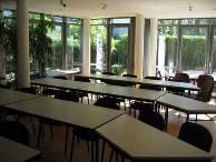 Konferenzraum mit Entspannungsterrasse direkt im Zentrum