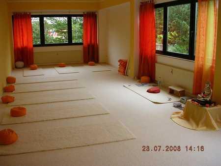 Seminarräume in Yogaschule Osterath