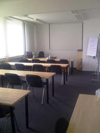 Attraktiver Seminarraum in der Kasseler Innenstadt