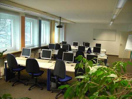 Seminarraum für IT-Training