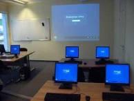 Hochwertiger PC Seminarraum