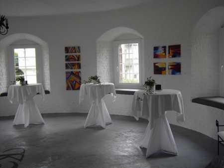 Der KunstTurm von Weimar – ein besonderes Erlebnis in besonderen Räumlichkeiten.
