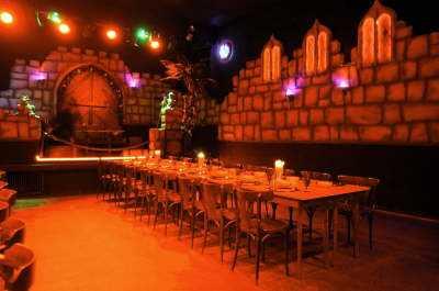 Excalibur - Feiern mit Mittelalterlichem Ambiente
