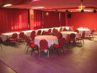 Tagungsraum, Konferenzraum, Partyraum, Hochzeitsraum www.deluxe-events.de