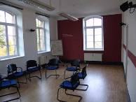 Seminarraum mitten in Ludwigsburg