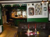Feiern in gemütlicher Atmosphäre einen Irish Pubs