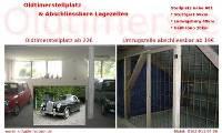 Garage für Oldtimer oder Umzugsgut