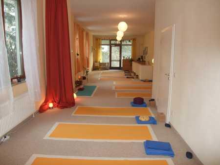 (Yoga-) Raum für Seminare, Sportkurse, Gymnastikstunden und ähnliches zu vermieten