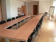Modern ausgestatteter Seminar-/Schulungsraum bis 40 Personen