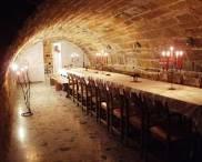 Haus Haldenhof, der Gewölbekeller für Veranstaltungen zu vermieten