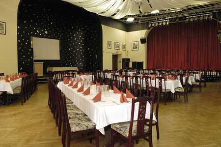 Veranstaltungsraum / Partyraum / Festsaal in Greiz bis 300 Personen zu vermieten