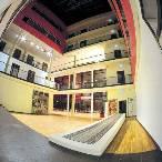 Halle für Events und Konferenzen