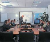 Konferenzraum, Schulungsraum